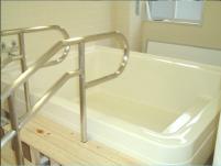 介護用浴槽2の写真