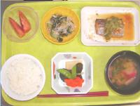 お昼ご飯の写真