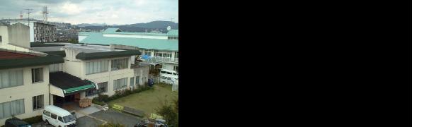 指定障害福祉サービス事業所川西作業所(身体障がい者)の外観写真
