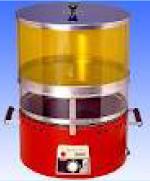ポップコーンを作る機械の写真